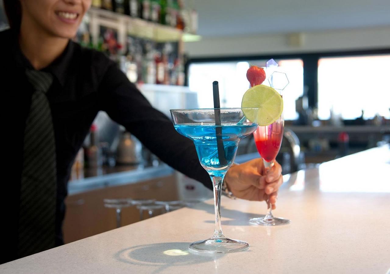 Il Bar Hotel Corte Rosada