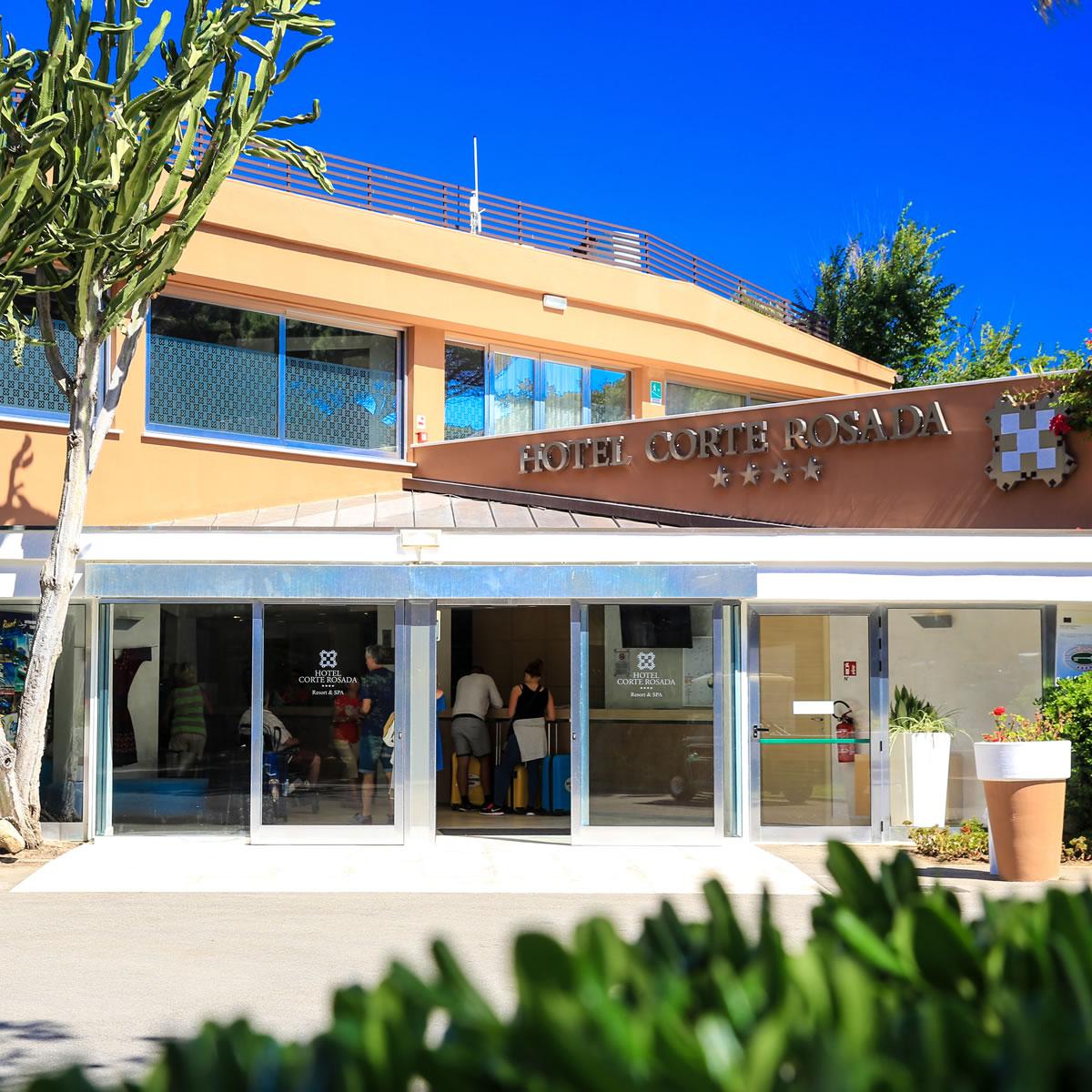 Hotel Hotel Corte Rosada