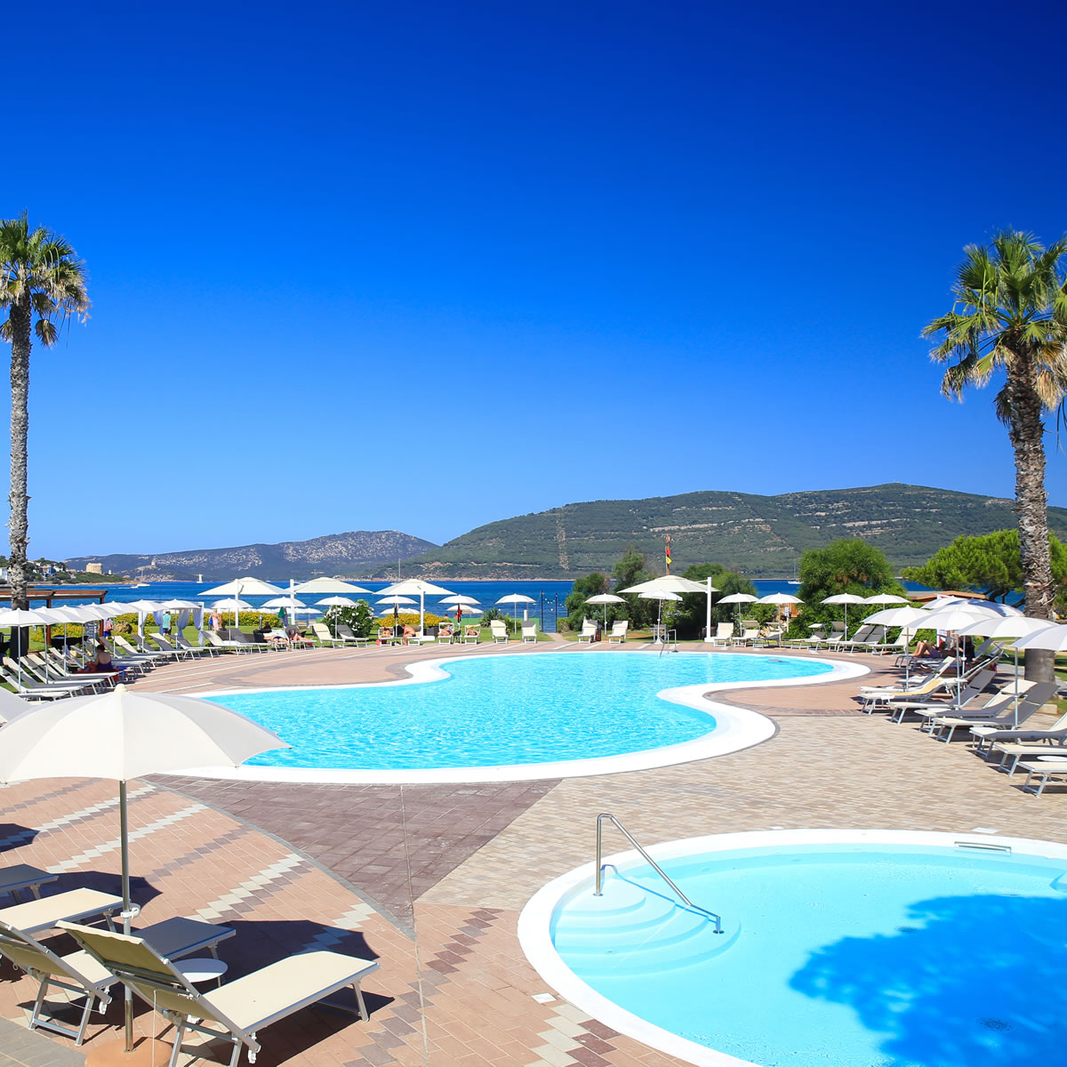 Pool Hotel Corte Rosada